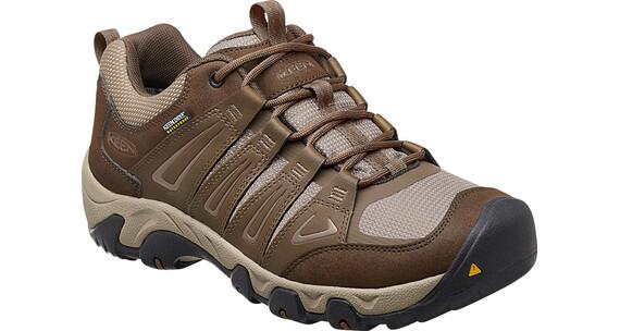 Keen Oakridge WP Hikingsko Herrer brun